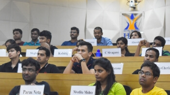 Digital Marketing Course for Educational Institution-at-IIM-Trichy- by-Mr. Vignesh Vijayendran